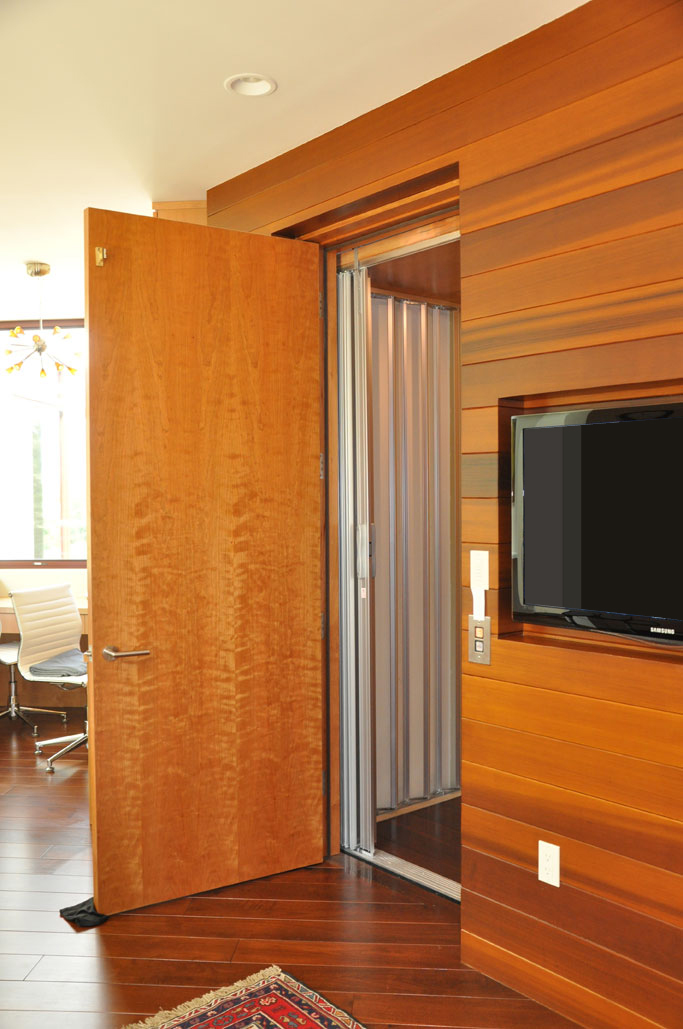 Pacific Access Elevator Residential Elevators