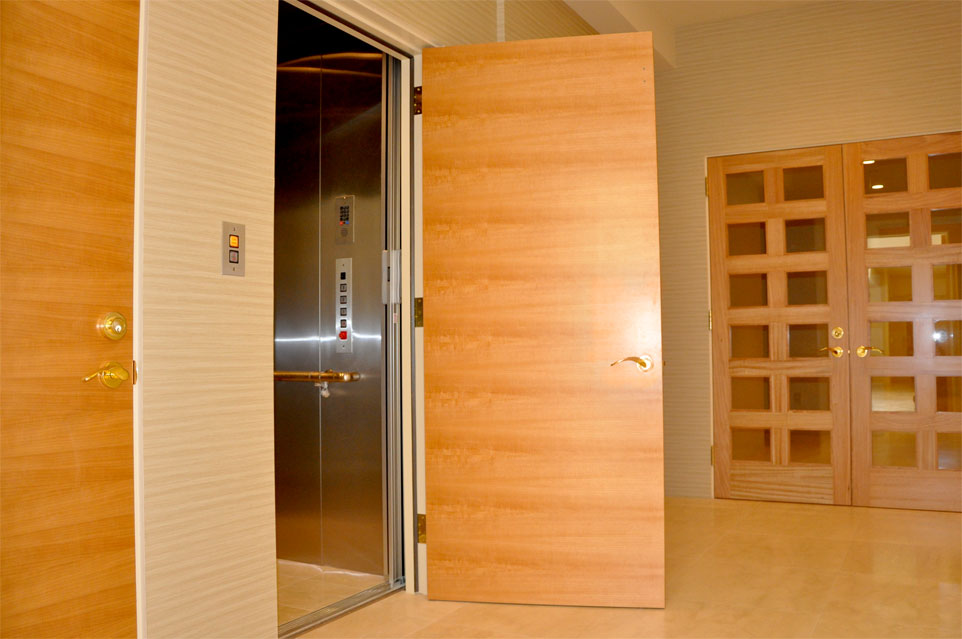 Custom Home Elevator House Plans