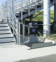 Inclined Platform Lift